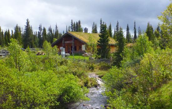 Gausdal Municipality, Norway: Kittilbu Utmarksmuseum