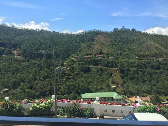 Elysium Garden Hill Resorts: View from room 208