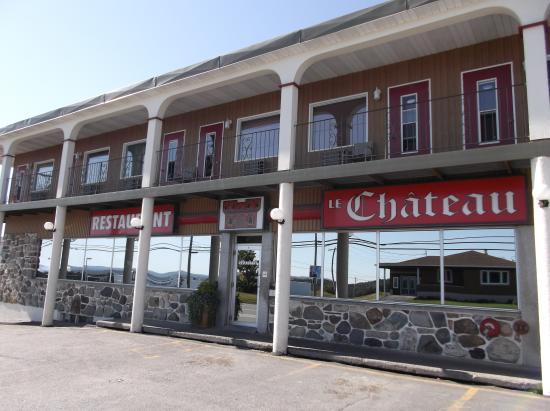 Le Château: 1er septembre 2012