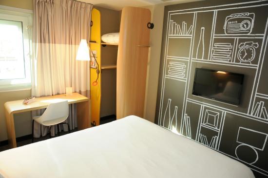 "Ibis Avignon Centre Gare : Chambre ""Sweet room"""