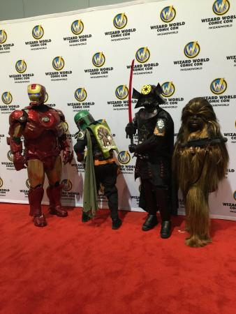 Best Costumes at Raleigh Comic Con - Raleigh Convention Center