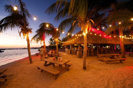 Chill By Night Picture Of Chill Beach Bar And Grill