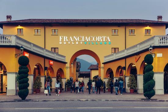 Rodengo Saiano, อิตาลี: Ingresso