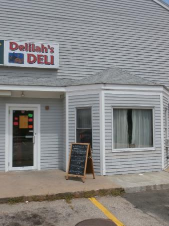 Delilah's Deli : fusion of food