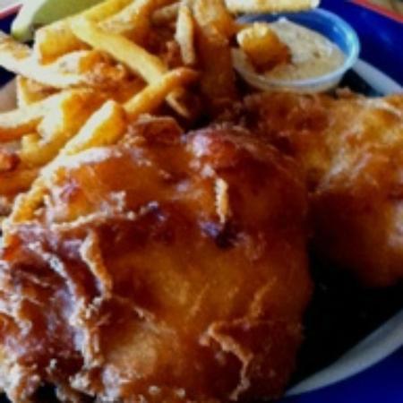 Delilah's Deli : fish & chips