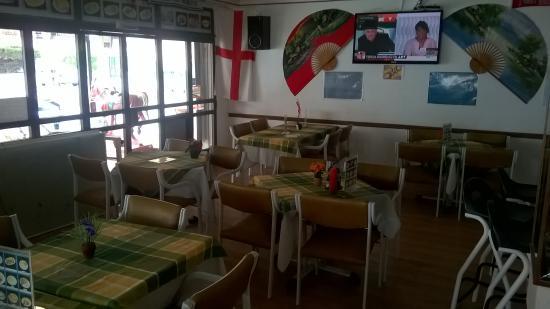 Pizzeria Restaurante Marfil