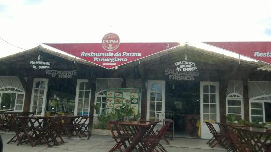 De Parma - Restaurante E Pizzaria
