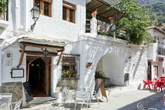 Casa Diego Pampaneira