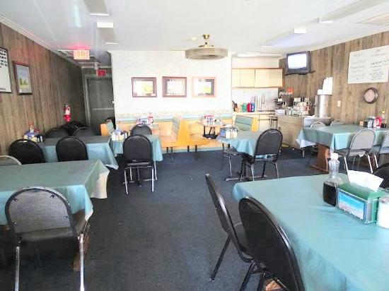 Beana's Kitchen: inside