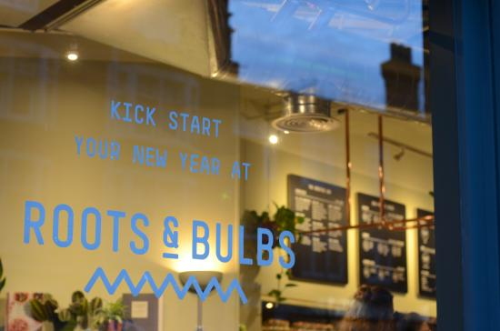 Roots & Bulbs Cafe