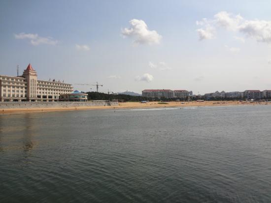 Wei Hai Golden Bay Hotel: Beach