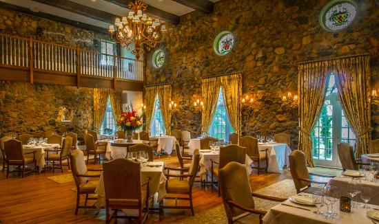 Poplar Springs Inn & Spa : The Manor House