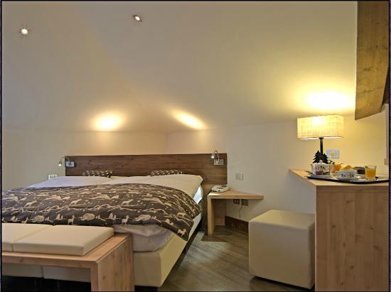 Hotel Pangrazzi: double room superior