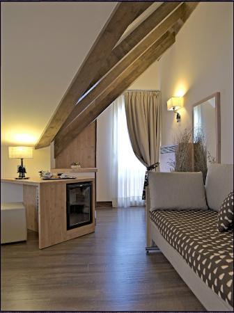 Hotel Pangrazzi: family room