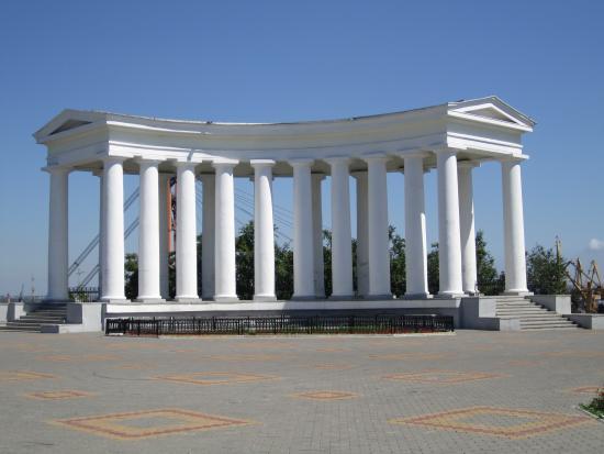 Belvedere of Vorontsov's Palace: Belvedere
