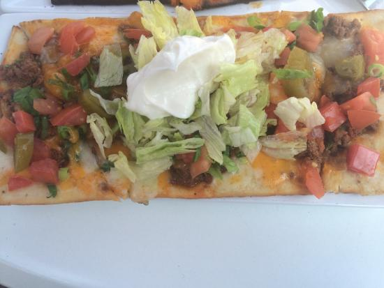Happy Hour Flat Bread Picture Of Waterway Cafe Palm Beach Gardens Tripadvisor