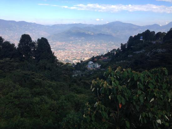 Mountain View Picture of Medellin Colombia - Four Points ...