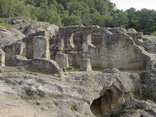 Alora, Spain: Iglesia rupestre de Bobastro
