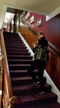 Queen Anne Hotel  Picture of San Francisco Ghost Hunt Walking