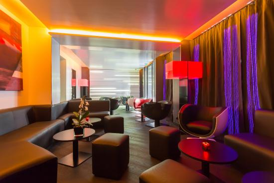 Hotel Félicien by Elegancia : Black Bar Hôtel Félicien