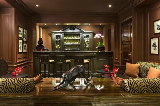 Hotel Francois 1er: BAR