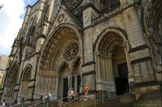 New York Taxi Tours: Cathedral of Saint John the Divine