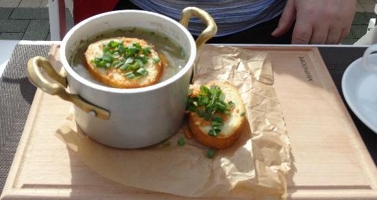 Luciano: Луковый суп