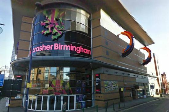 Gatecrasher Birmingham