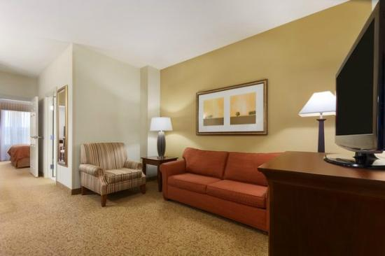 Country Inn & Suites By Carlson, Texarkana : King Suite
