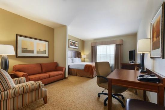 Country Inn & Suites By Carlson, Texarkana: One King-Bedroom Studio
