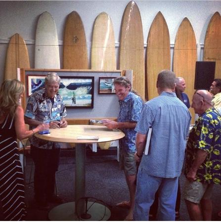 "San Clemente, CA: John Severson's ""Surf"" book signing at SHACC"