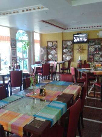Il Cucciolo Family Restaurant : la sala del ristorante