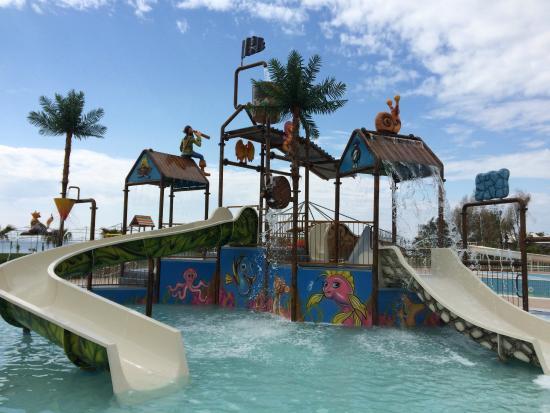 Hotel Riu Kaya Belek: Kaya Belek's new kids pool...