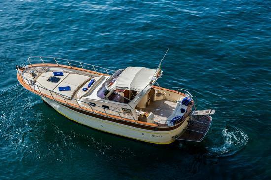 Amalfi Coast Tours: capri boat tours