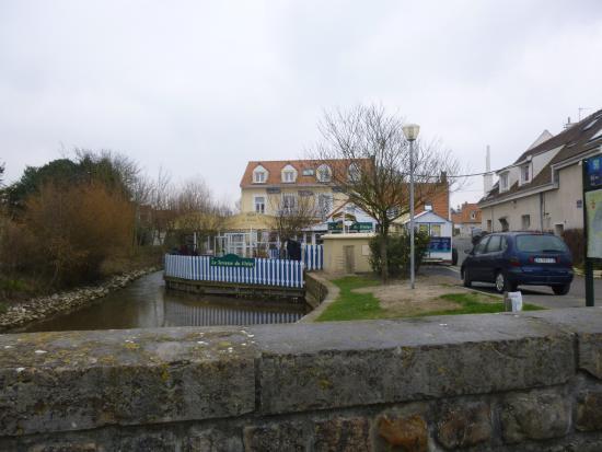 Le Vivier Restaurant: la terrasse du vivier