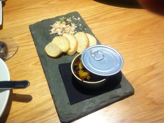 Restaurante Brel: Pannetje stokvis met turon