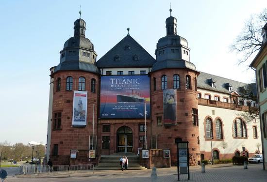 ausstellung ber die titanic vom bau bis zum untergang bild von historisches museum der pfalz. Black Bedroom Furniture Sets. Home Design Ideas
