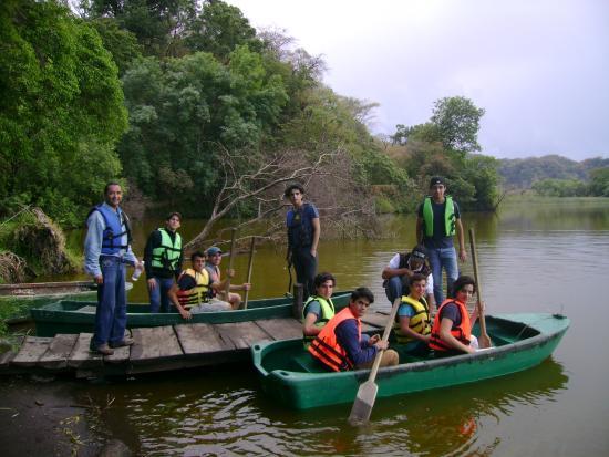 Casa Alvarada: Excursión a la Laguna La María - American School Foundation of Guadalajara