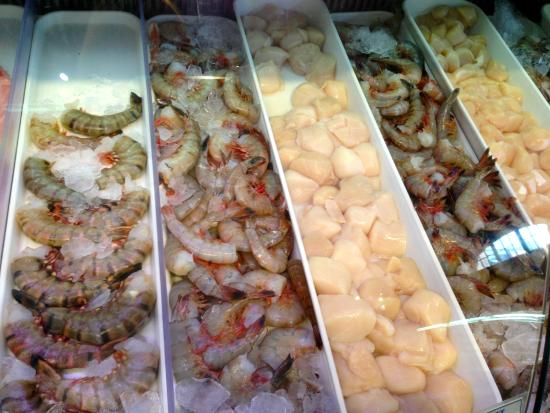 Placeswares picture of st lawrence market toronto for Lawrence s fish and shrimp