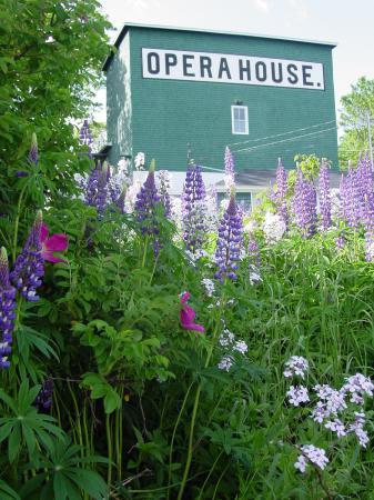 Opera House Arts: Stonington Opera House