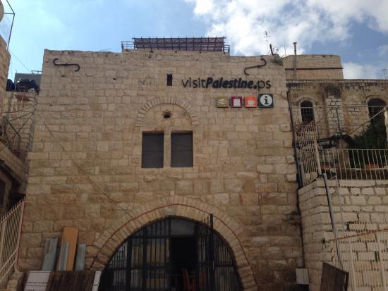 Visit Palestine Center