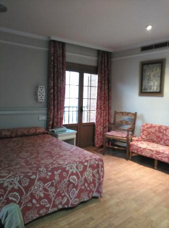 Hotel Dona Blanca: muy amplia