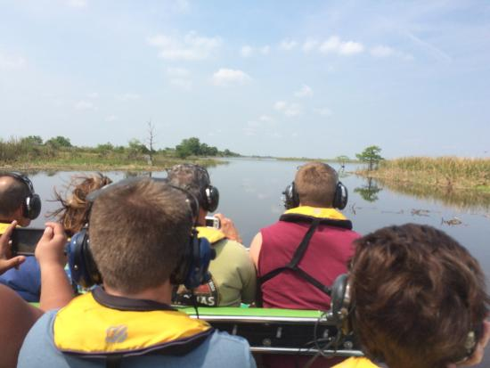 Florida Airboat Excursions : Awesome time!