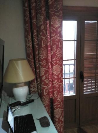Hotel Dona Blanca: segunda habitación en una planta superior