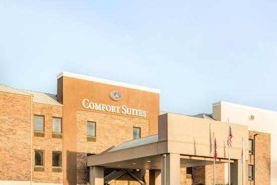 Gold Award Winning Comfort Suites