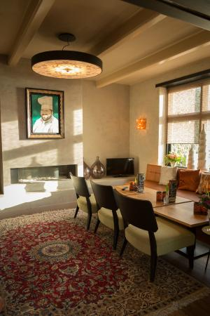 Hotel Cafe Restaurant Monopole: Lounge