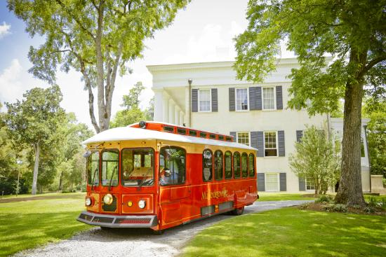Milledgeville Trolley Tour