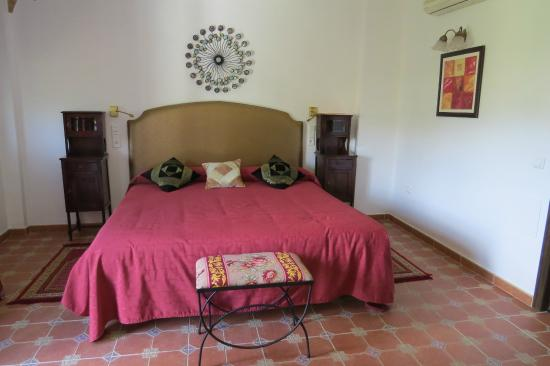 Hotel Cortijo de Salia: Room number 9