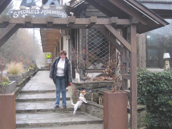 La Claire Fontaine: Huisdieren zijn er zeker welkom
