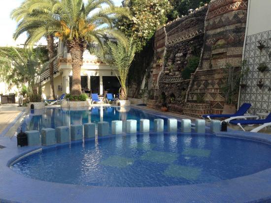 The Atlantic Hotel : piscine